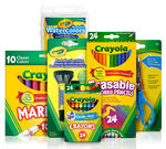 Back to School Supplies Kit (Grade 2-3) Front View